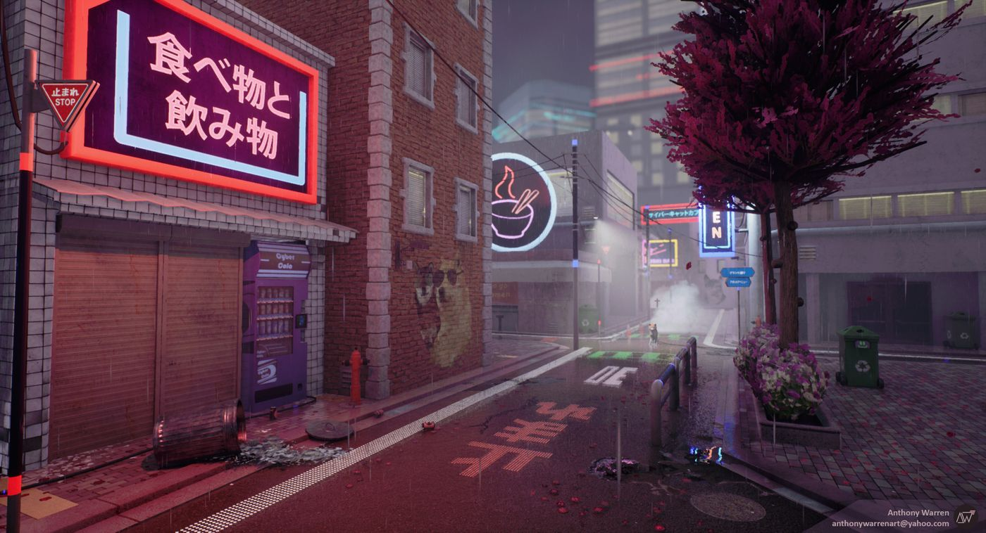 Cyber Final Shots 01 Anthonywarrenart