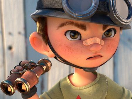 Tank Boy!