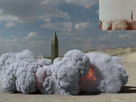 Rocket V2 Houdini Pyro FX