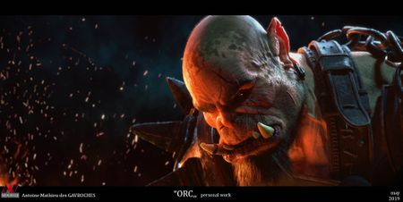 """ORC,.. Rise UP !!"""