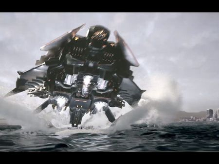 EGO-Spaceship