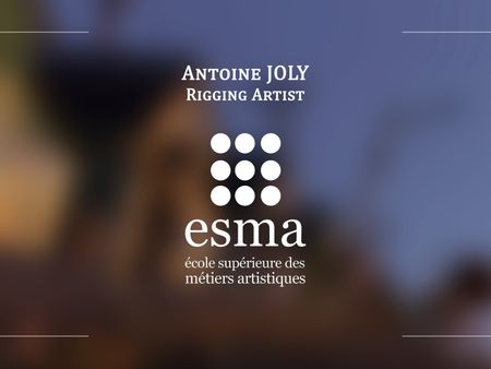Rigging - Antoine Joly