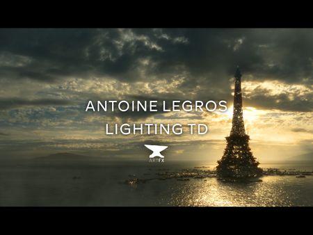 Antoine Legros - LIGHTING TD