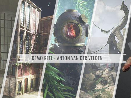 Portfolio - Anton Van der Velden