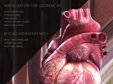 Visualization for UZ Ghent