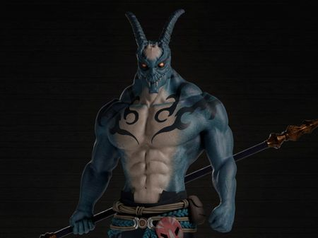 Demon - 3D Model