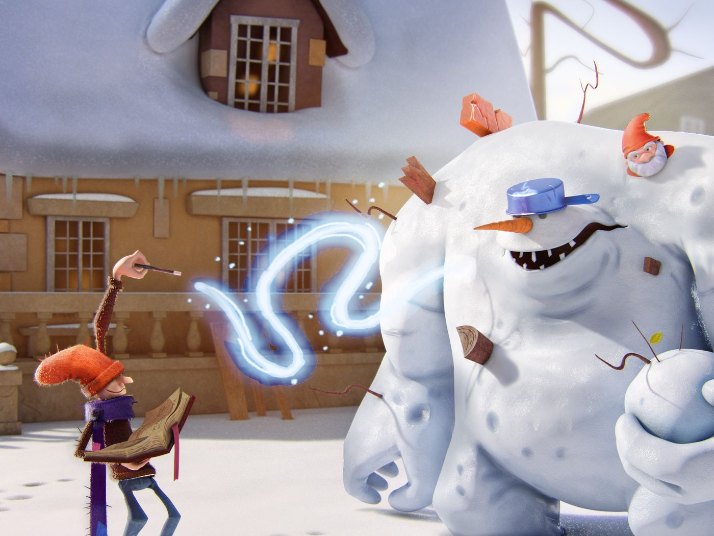 Ultimate Snowball Fighter