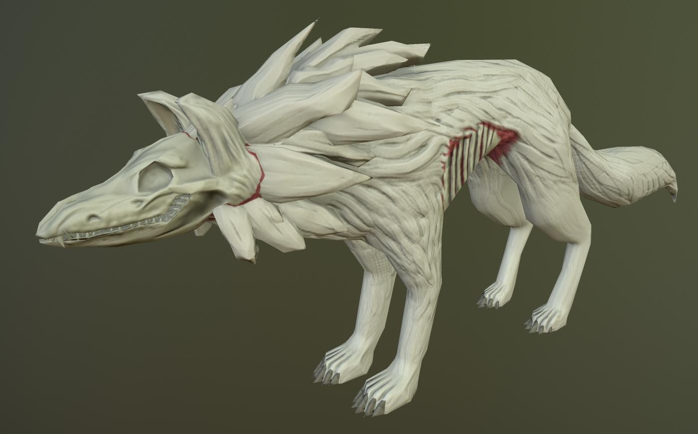 Wolf7 Aonee
