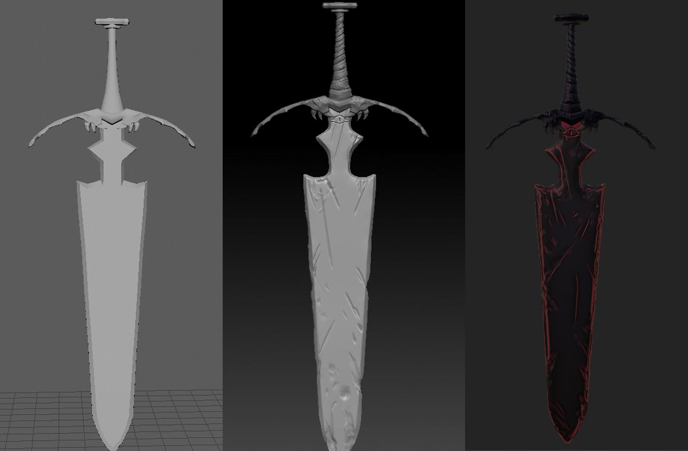 Swords Aonee