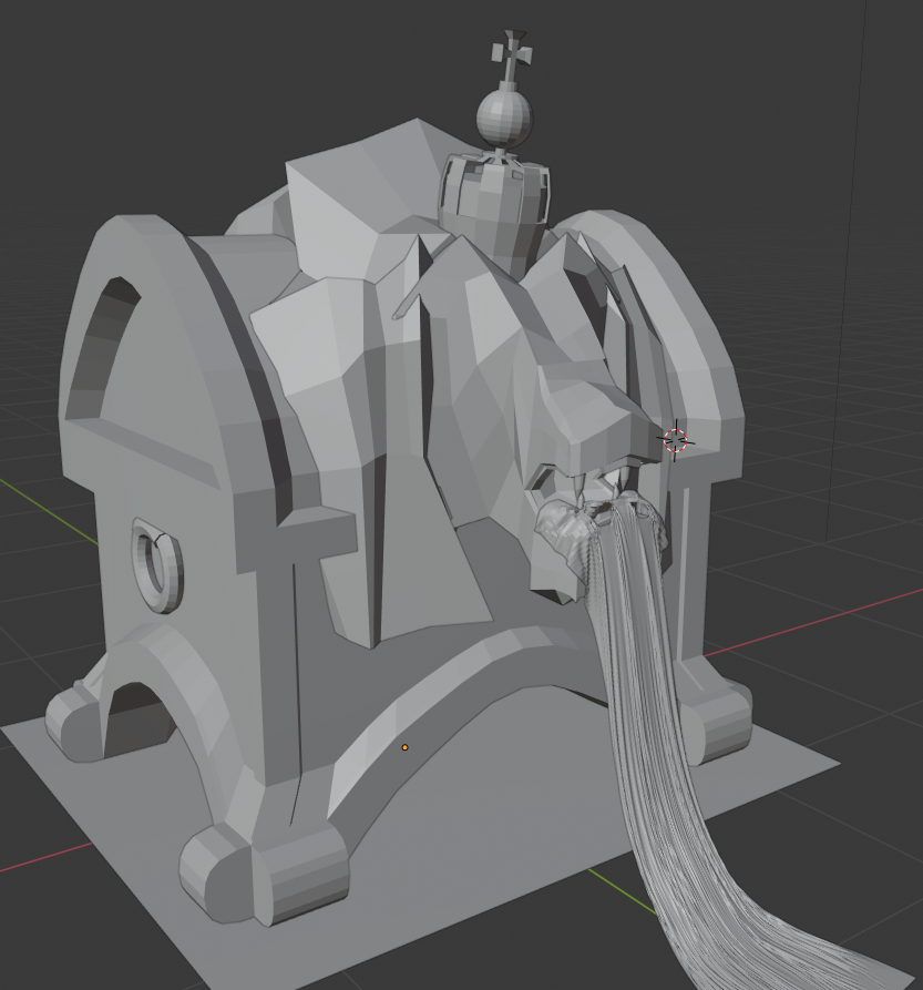 Model For Sculpting1 Aonee