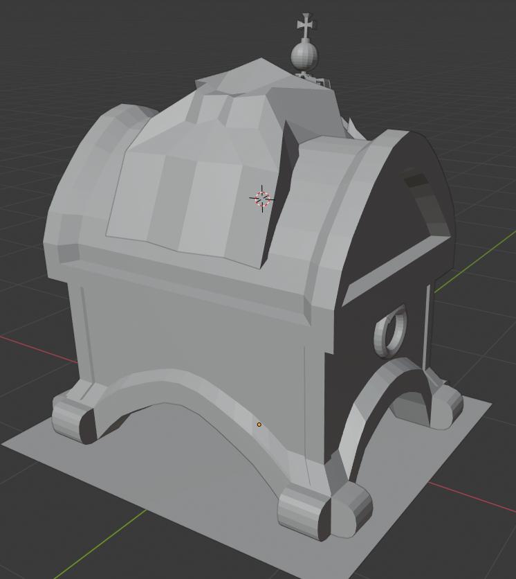Model For Sculpting2 Aonee