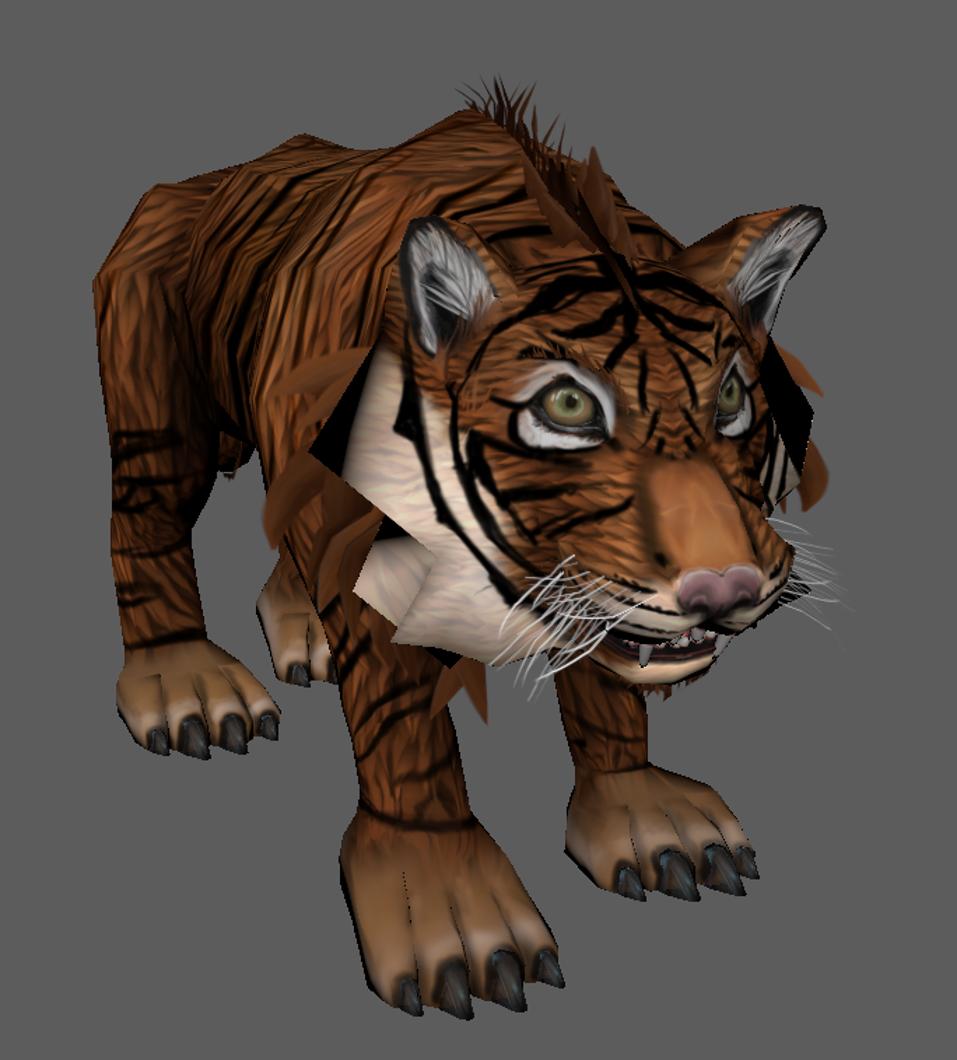 Tiger Tex1 Aonee