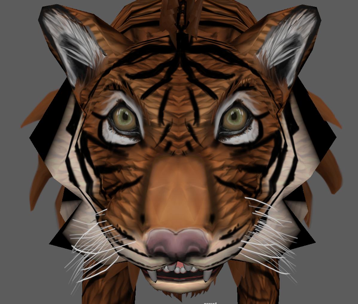 Tiger Tex2 Aonee