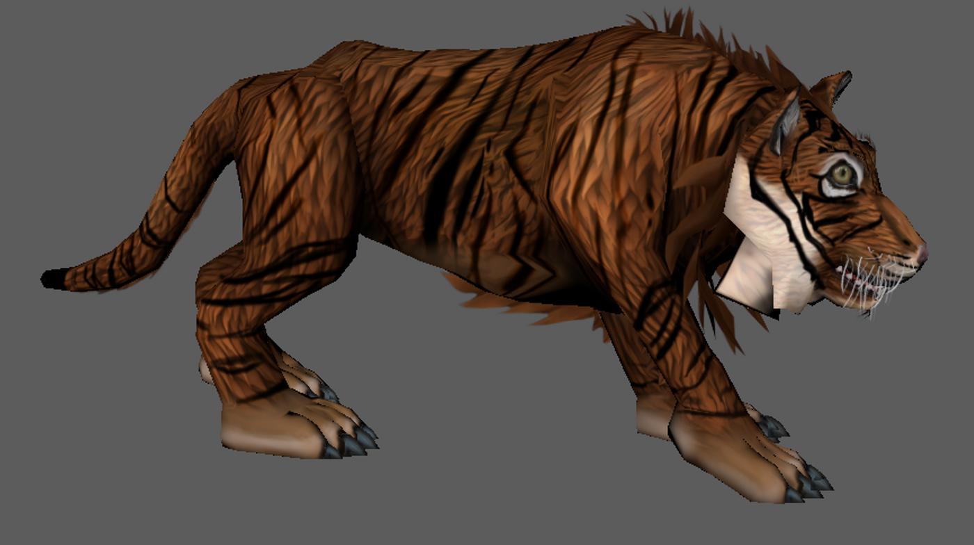 Tiger Tex3 Aonee