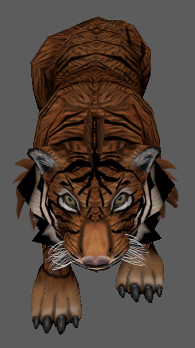 Tiger Tex4 Aonee