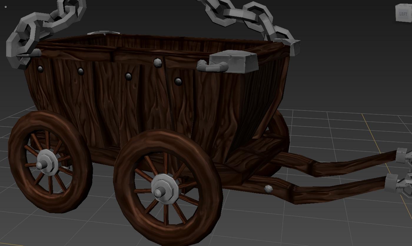 Cart Tex1 Aonee