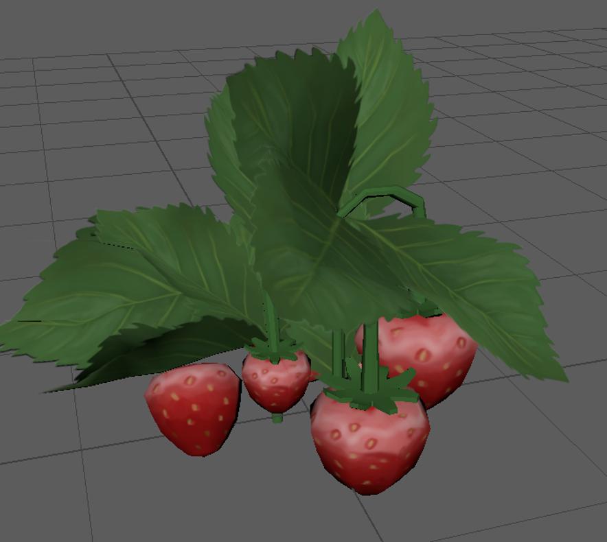 Strawberries Aonee