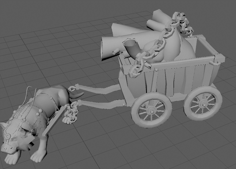 Cart And Heart4 Aonee
