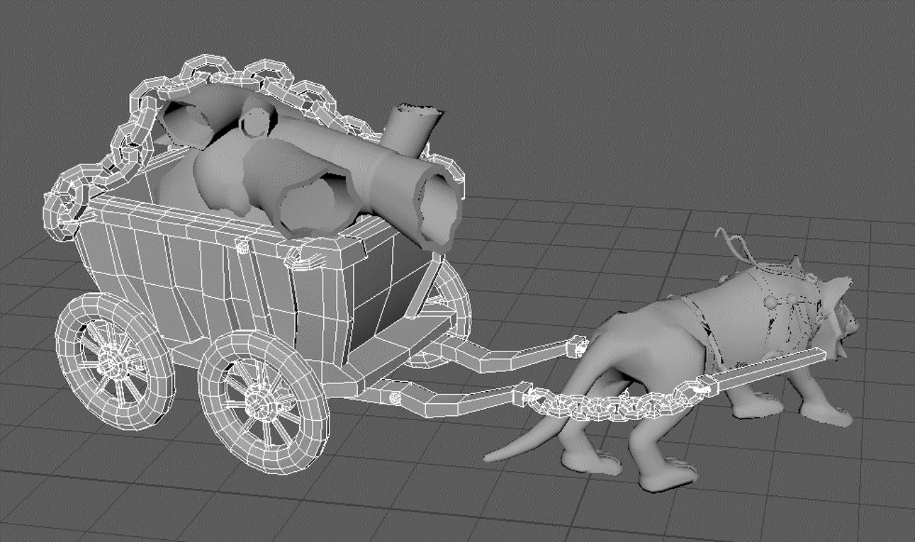 Cart And Heart5 Aonee