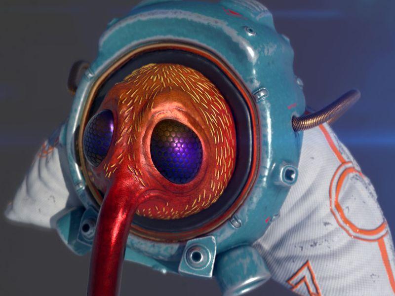 Space Weevil