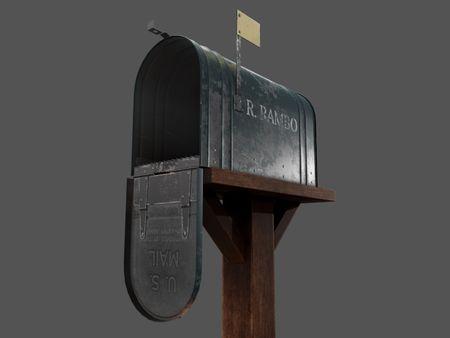 R.Rambo Mailbox