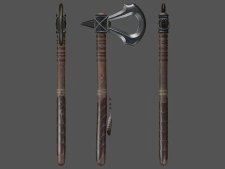 Assassin's Creed III Tomahawk