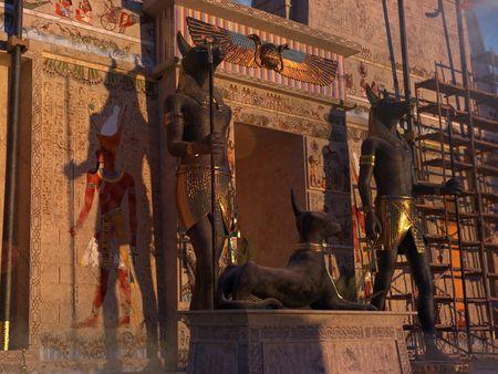 Anubis Temple