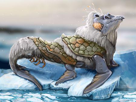 Sea Creature Concept