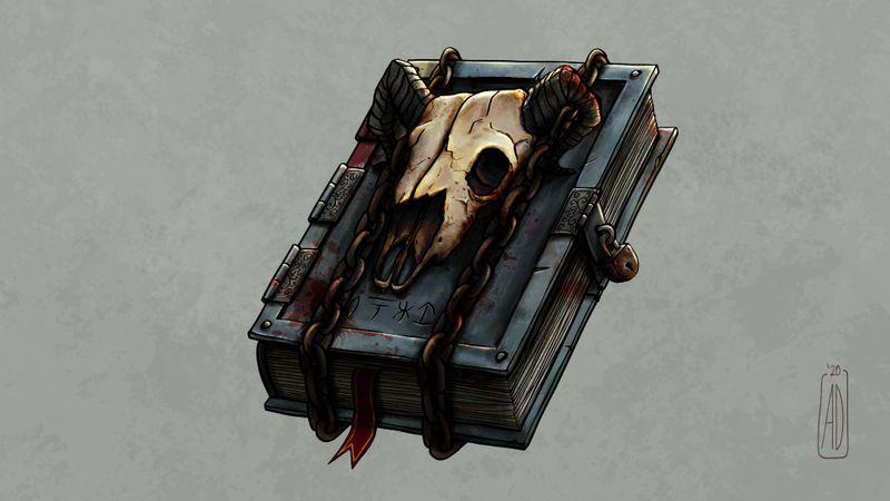 Necromancy Spellbook