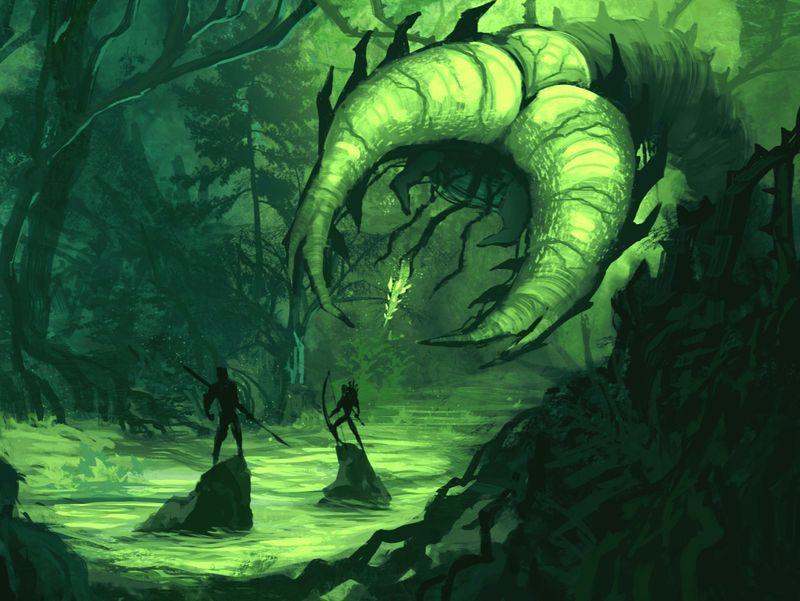Carnivorous Jungle