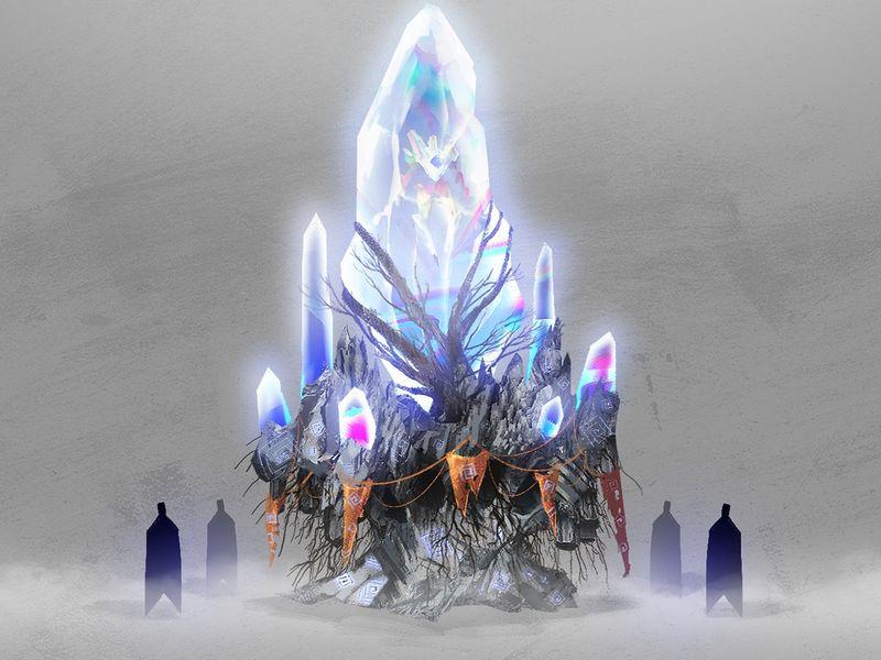 The World of Falmara - Cultist Shrines