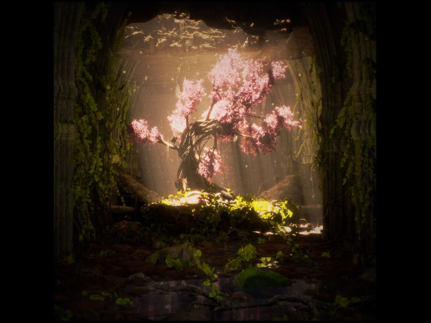 Environment Design Using Unreal Engine 4