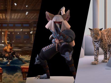 Game Animation Demoreel