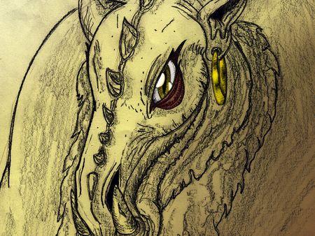 Dragon Elder concept
