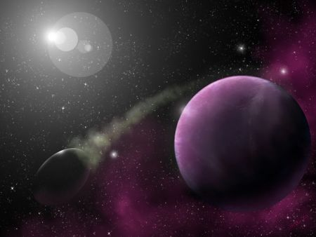 Tunguska - space concept