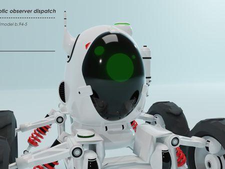 R.O.D Explorer Rover