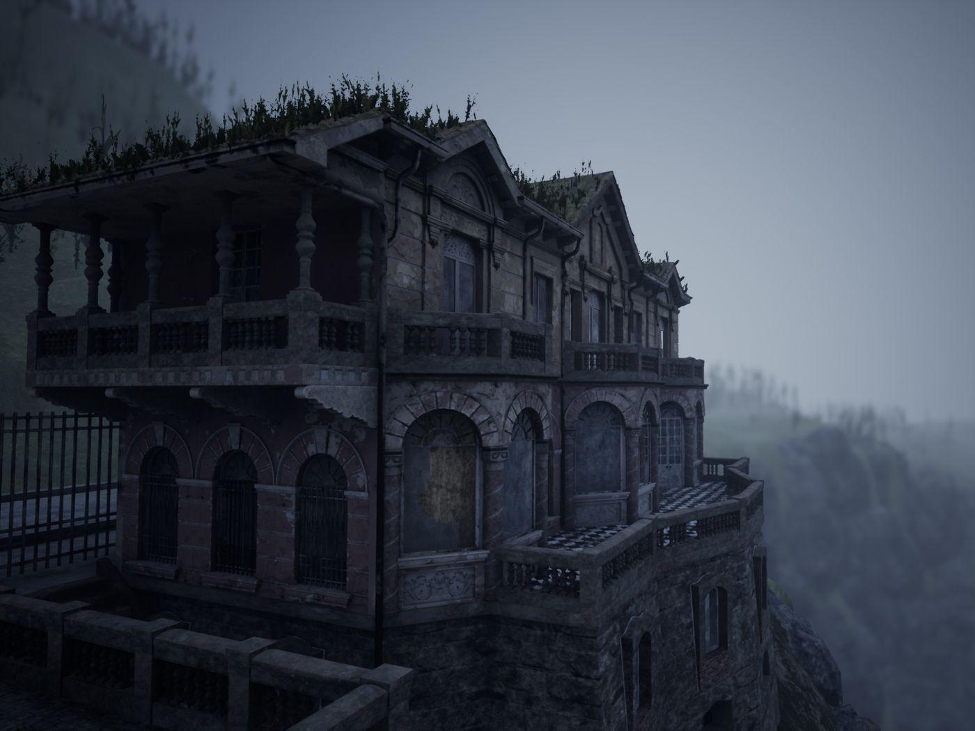 The Hotel Del Salto