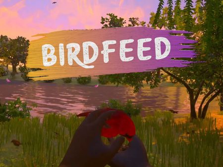 BirdFeed - An Immersive Therapy Experience