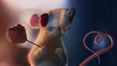 RAT NEED LOVE