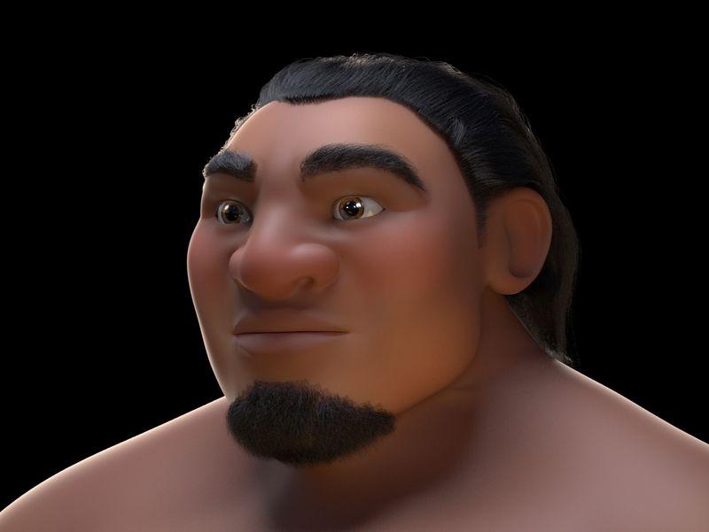 Chief Tui fan art