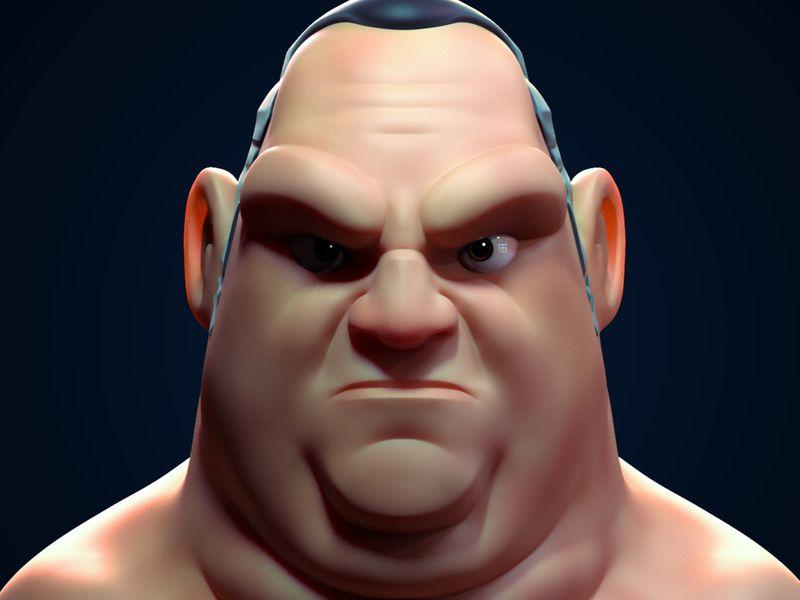 The sumo