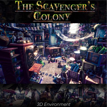The Scavenger's Colony