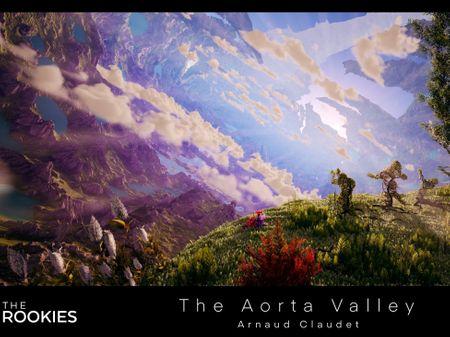 "The ""Aorta"" Valley"
