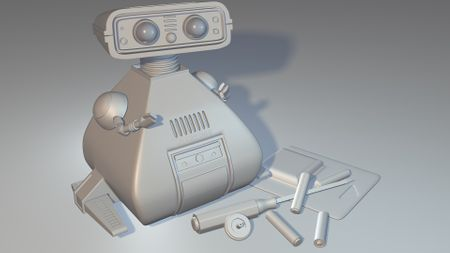 My Robot OMS-B