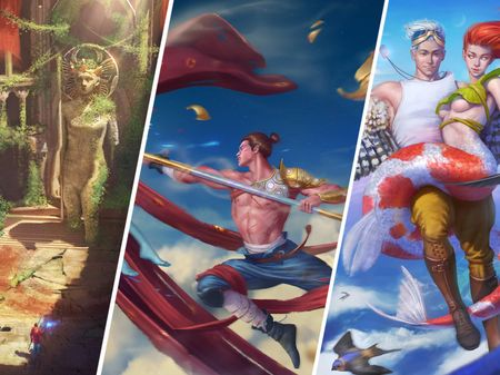 Sayantan's Illustrations and Concept Designs