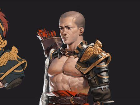 Gladiator Concept