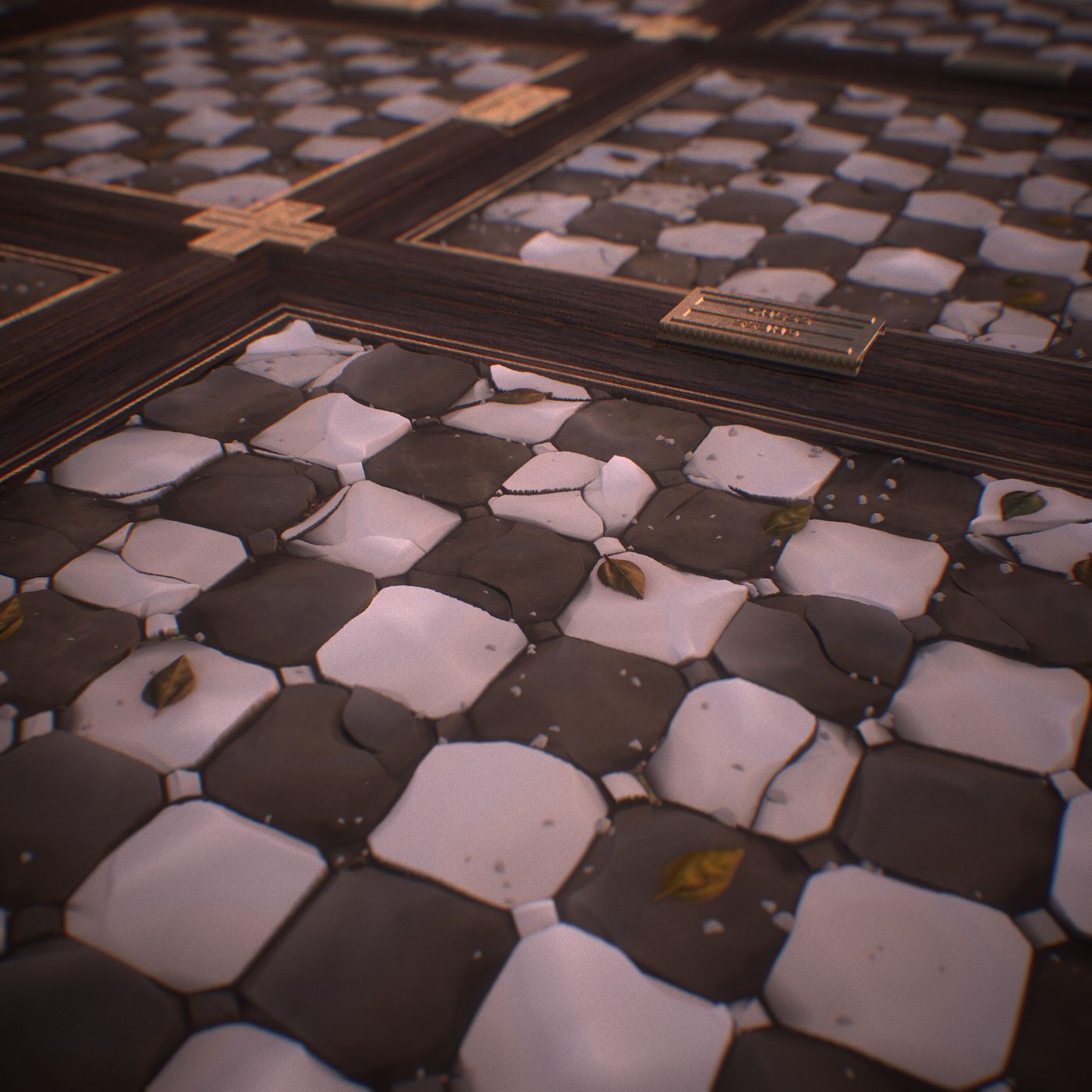 Chessboard Arthurtasquin