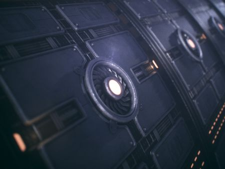 SD Sci-fi panels