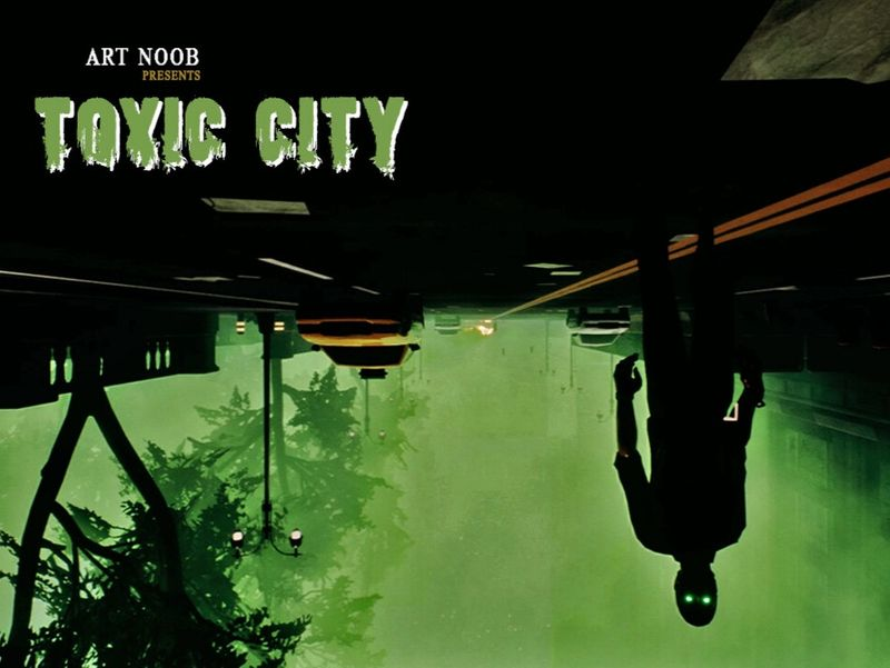 Toxic City..
