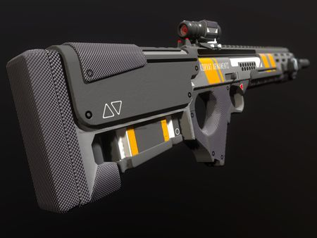 Project: Vandetta weaponry